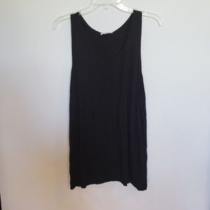 Racerback Scoop Neck Tank Top